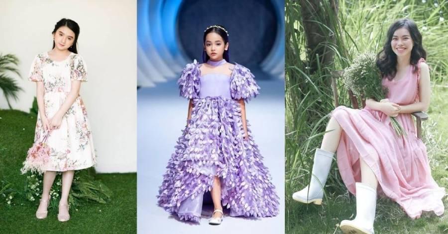 Những bản sao nhí xuất sắc của mỹ nhân showbiz Việt