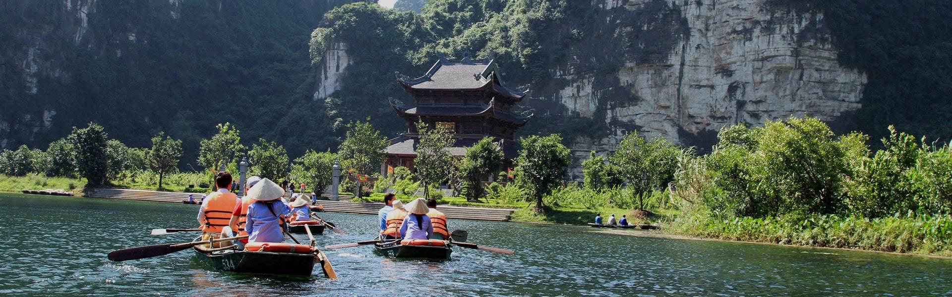 Những địa điểm du lịch hàng đầu Việt Nam