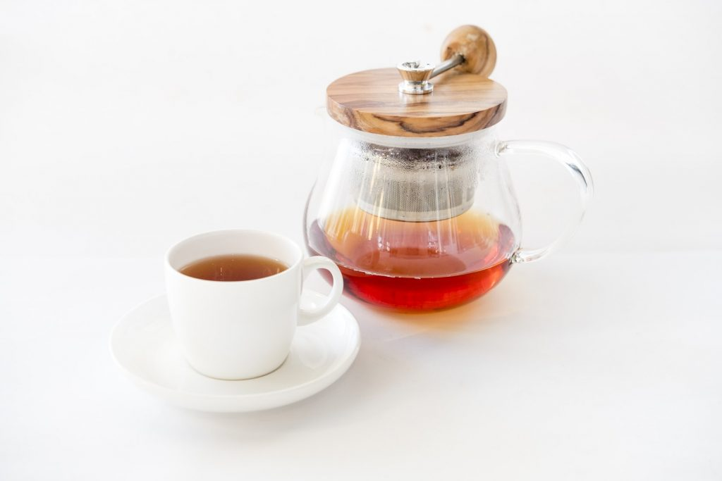công dụng trà trắng